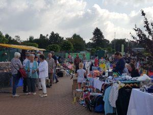 Aronia Erntefest Schwarmstedt Flohmarkt